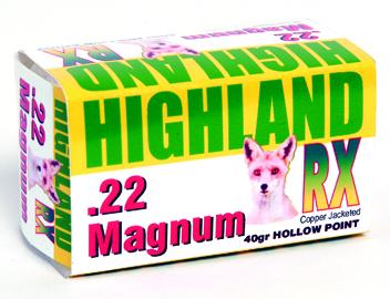 Image result for highland rx .22